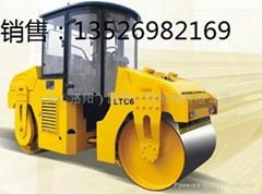 洛阳路通LTC6双钢轮振动振荡压路机