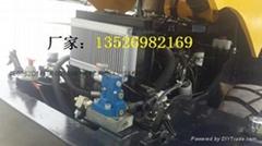 洛陽路通8噸單鋼輪壓路機