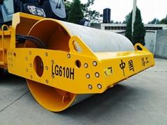 洛陽路通8噸全液壓振動壓路機