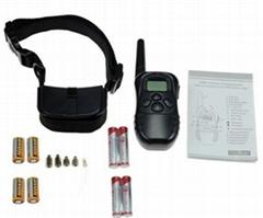 Remote Small/Med/Large Dog Training Shock + Vibrate Adjustable Collar Trainer