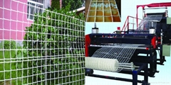 square net production line