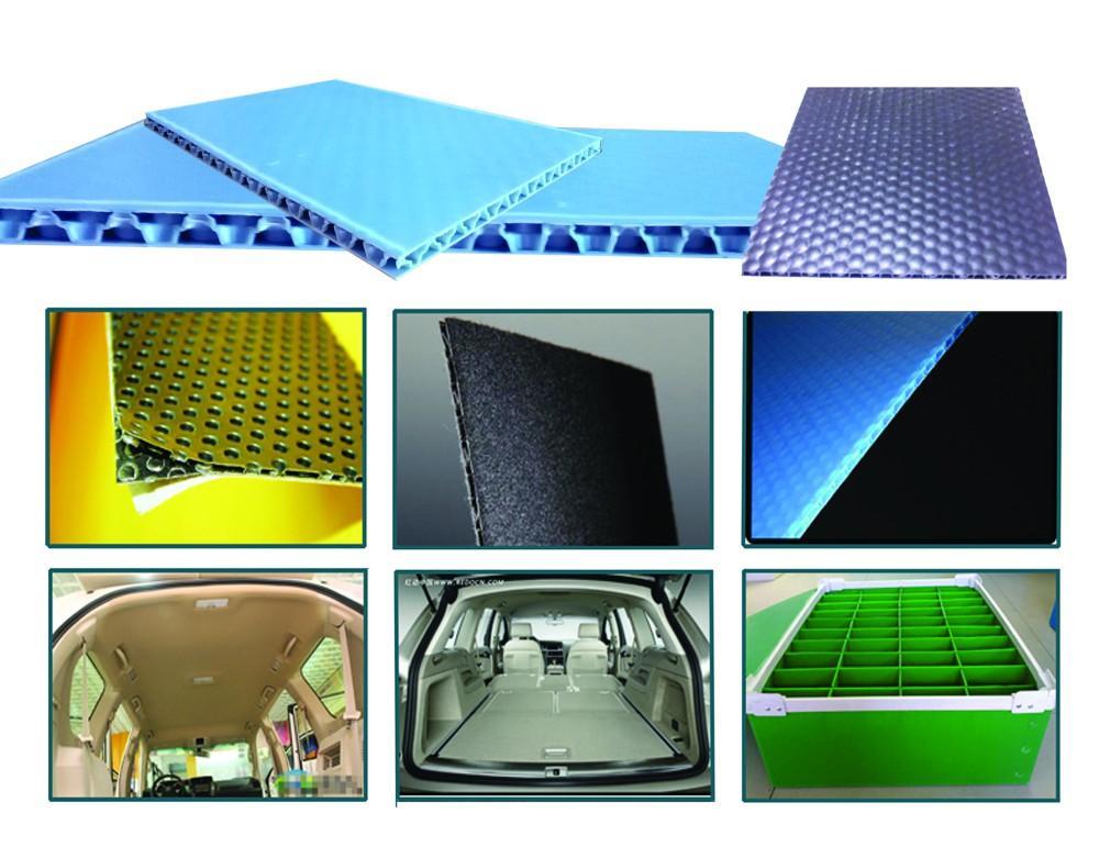 汽车内饰装饰板生产设备 3