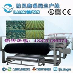 土工絲墊、恩卡網生產線設備
