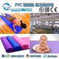 Yoga mat production line