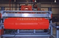 Safety fence production line and technology