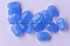 K9異形鑽,長方八角18x13mm,玉蘭