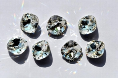 K9水晶玻璃,12肥方,白色