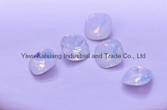 K9 Glas stone 4470 cushion cut shape crystal beads, for jewelry accessories