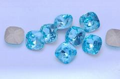 K9水晶玻璃,12肥方,湖水兰
