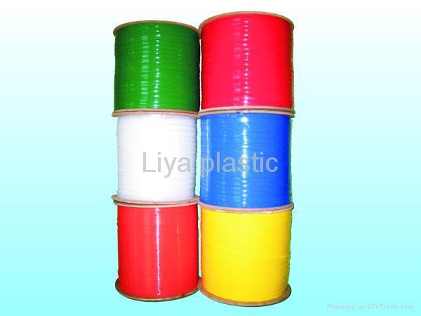 Plastic zipper 4