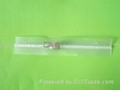 PE zipper