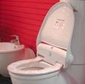 Smart sanitary toilet seat