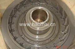 Radial Two Piece Tire Mold