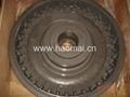 胎侧带柱结果的车胎模具