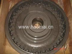Skid Steer Tire Casting