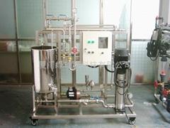 高壓2540型多功能膜分離設備