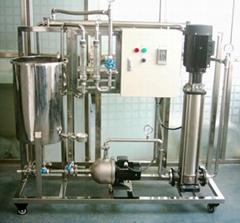 中壓2540型多功能膜分離設備
