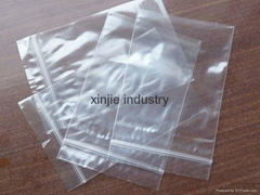 Ldpe grip seal bag