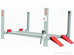 4 post Hydraulic wheel alignment car lift