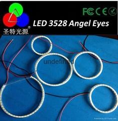 LED bmw e46 angel eyes