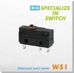 WS1防水微動開關