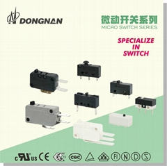 SNAP ACTION MICRO SWITCH