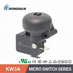 Special switch for electric heater / anti tipping switch