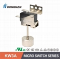Special switch for electric heater /