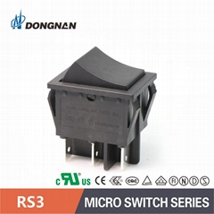 Household appliances/electronic equipment/automation equipment/etc. power switch