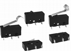 SNAP ACTION MICRO SWITCH KW4A SERIES