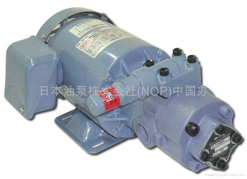 日本柴油泵 TOP-208HWM 1