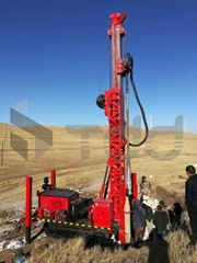 Drilling rigs for water well TDD-800S China manufacturer water well drilling