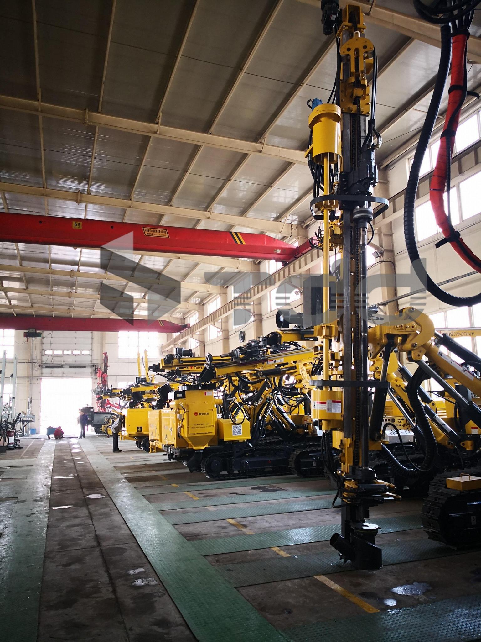TDD 專業水井鑽機- 500 4