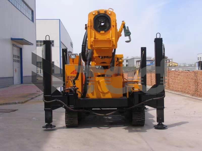 TDD-200 水井鑽機 6