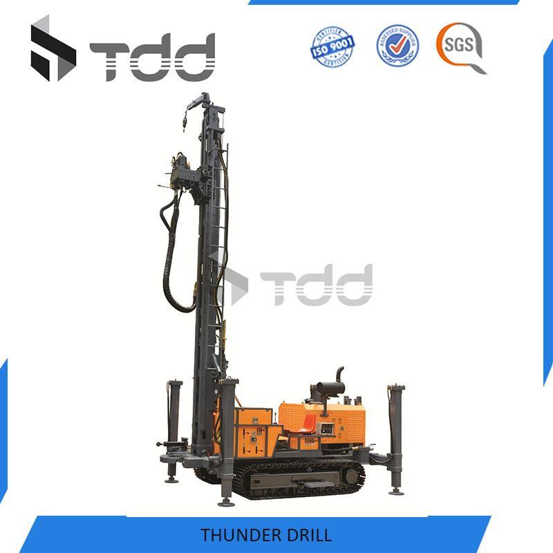 TDD-300水井鑽機 1