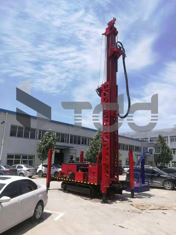 TDD-1500 水井钻机 1