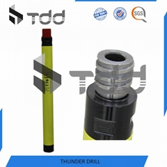 Low pressure DTH Drill Hammer of SPM T76