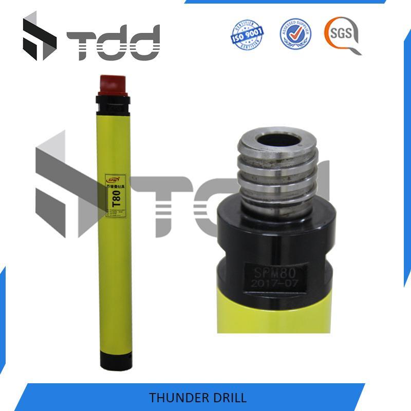 甦普曼低氣壓潛孔衝擊器 T80 1