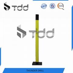 Reverse circulation DTH hammer F335