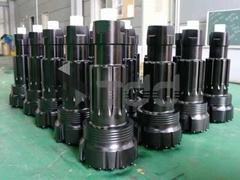 TDD low pressure  DTH drill bits