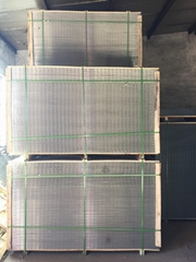 welded wire mesh panel ,galvanized and pvc ,manufacturer
