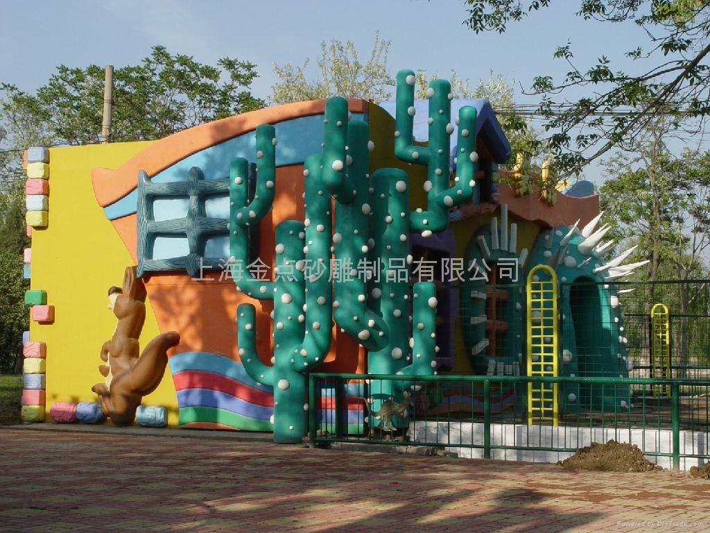 儿童主题乐园策划设计运营一站式 2