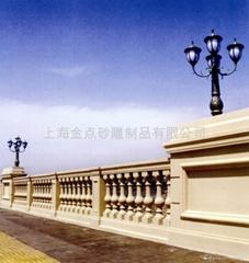 橋梁裝飾欄杆