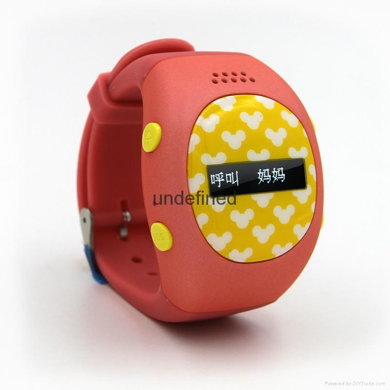 儿童定位手錶 1