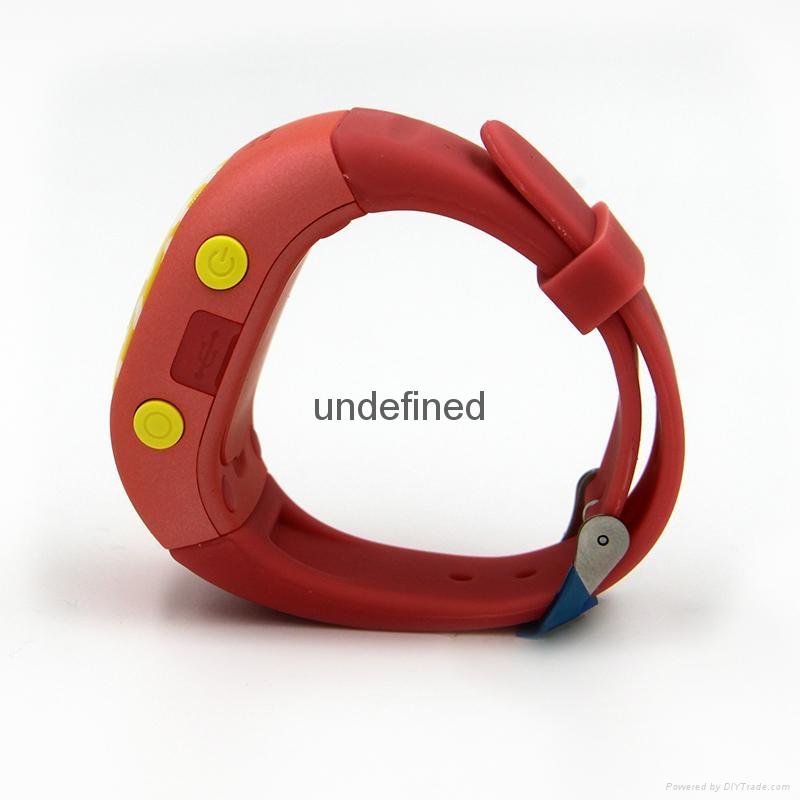 儿童定位手錶 4
