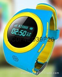 儿童定位手表 4