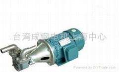 耐腐不鏽鋼圓網平網印花機漿泵流程泵色漿崩