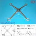 XD250-way spider for glass curtain wall fitting