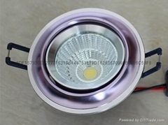 炫彩系列5W大功率LED天花燈