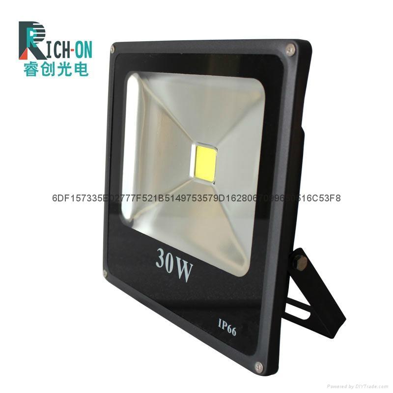 睿創正方形款LED氾光燈 1